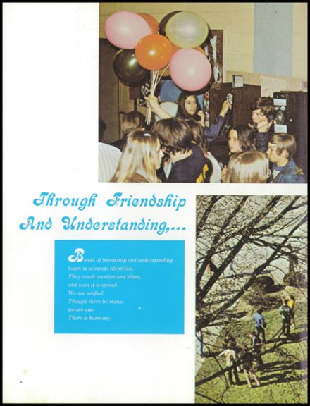 1973 Wayne Memorial High School Yearbook Page 8
