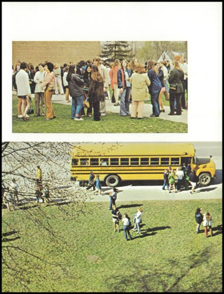 1973 Wayne Memorial High School Yearbook Page 9