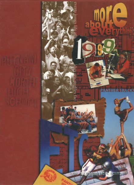1999 Putnam City North High School Yearbook Cover