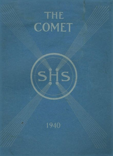 1940 Sedgwick High School Yearbook Cover