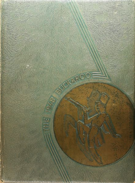 1948 Breckenridge High School Yearbook Cover