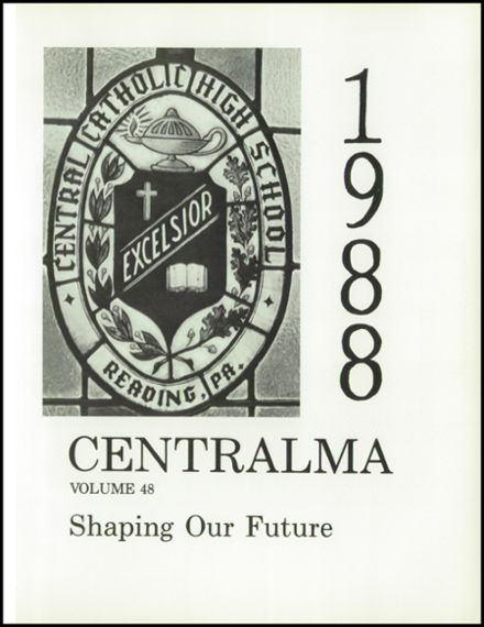 1988 Central Catholic High School Yearbook Page 5