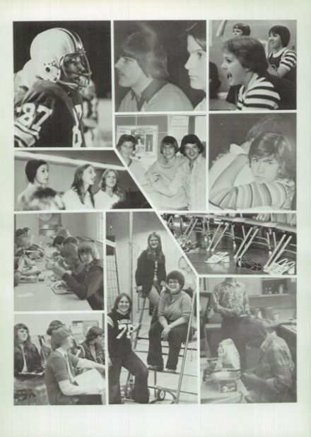 1977 Randolph High School Yearbook Page 6