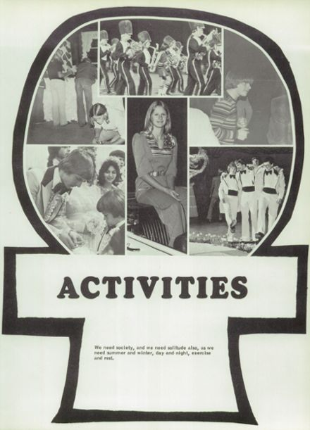 1977 Randolph High School Yearbook Page 7