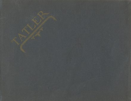 1904 Wicomico High School Yearbook Cover