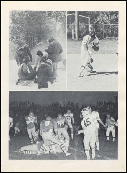 1977 Leipsic High School Yearbook Page 7