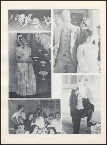 1977 Leipsic High School Yearbook Page 8