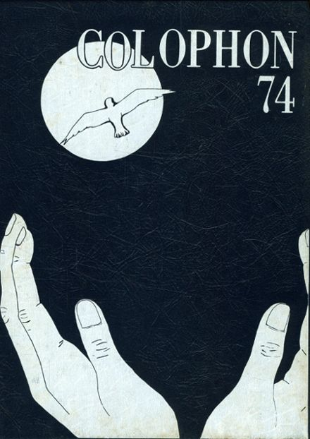 1974 Wyomissing Area High School Yearbook Cover