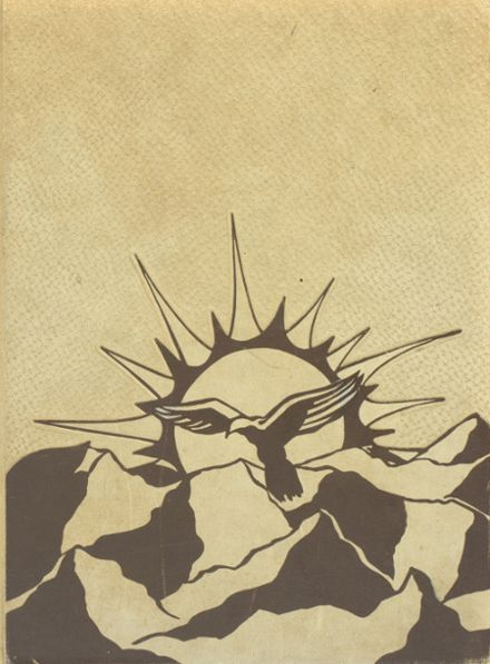 1974 Southern Regional High School Yearbook Cover
