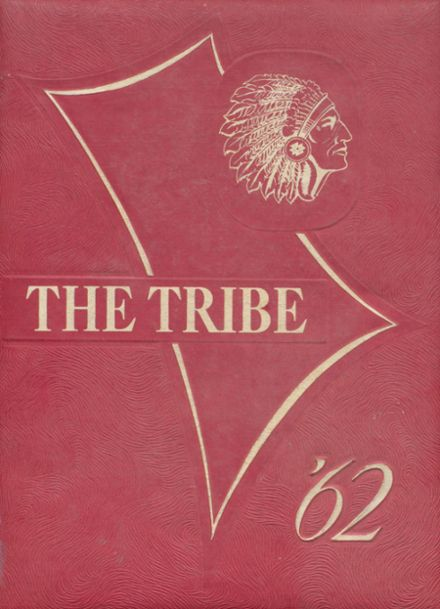 1962 Ohatchee High School Yearbook Cover