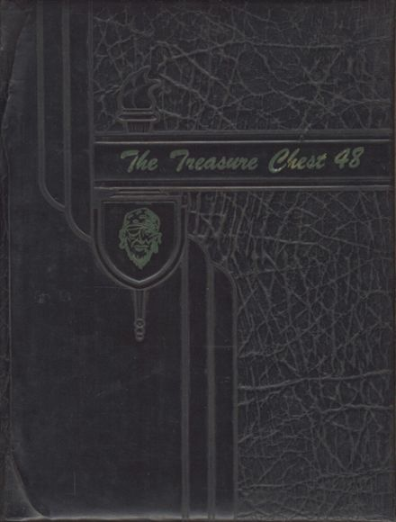 1948 Pittsburg High School Yearbook Page 1
