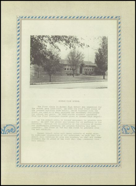 1947 Sunman High School Yearbook Page 7