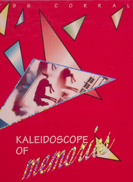 1996 Odessa High School Yearbook Cover