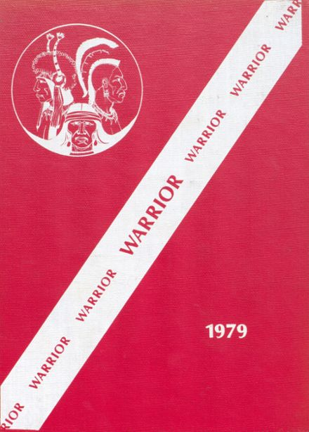 1979 Ohatchee High School Yearbook Cover