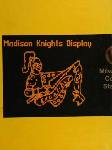 1981 Madison High School Yearbook Cover