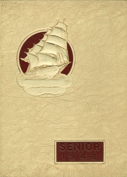 1948 Ottawa Township High School Yearbook Cover