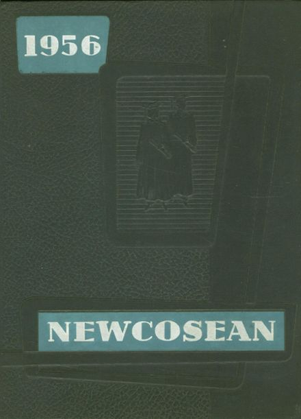 1956 Newcomerstown High School Yearbook Cover
