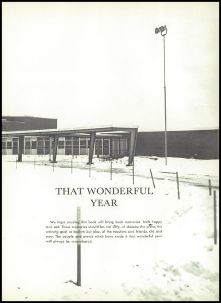1963 Freedom Area High School Yearbook Page 7