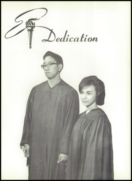 1963 Freedom Area High School Yearbook Page 9