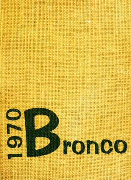 1970 Stephen F. Austin High School Yearbook Cover