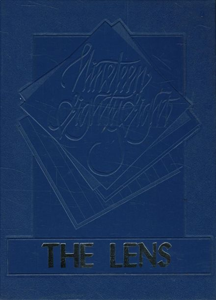 1988 South High School Yearbook Cover