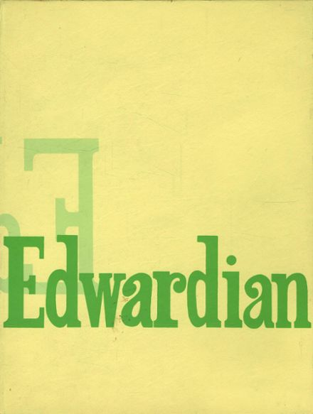 1974 St. Edward High School Yearbook Cover