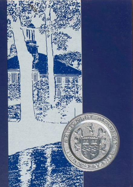 1976 Sewickley Academy Yearbook Cover