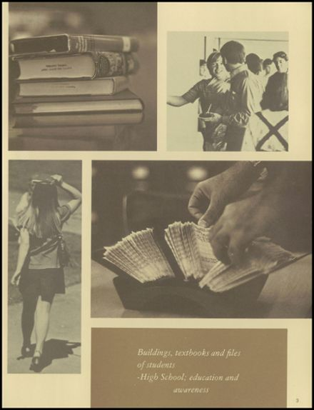 1970 Fairfield High School Yearbook Page 7