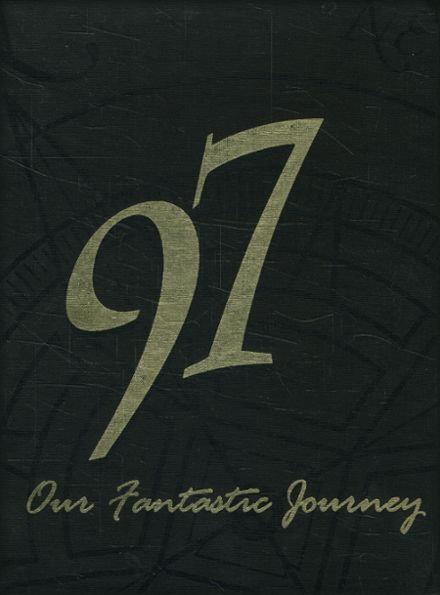 1997 Western Guilford High School Yearbook Cover