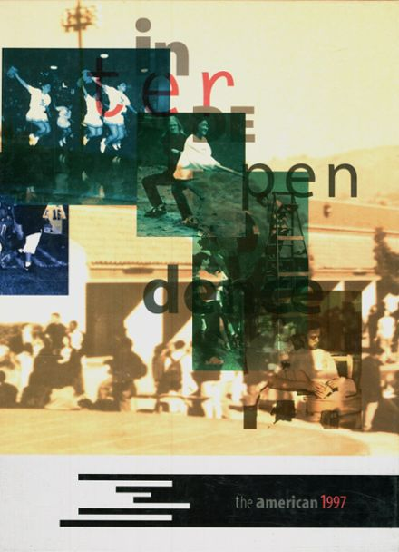 1997 Independence High School Yearbook Cover