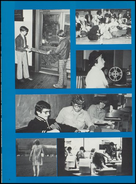 1976 Maysville High School Yearbook Page 8