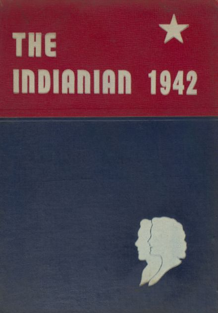 1942 Montpelier Community High School Yearbook Cover