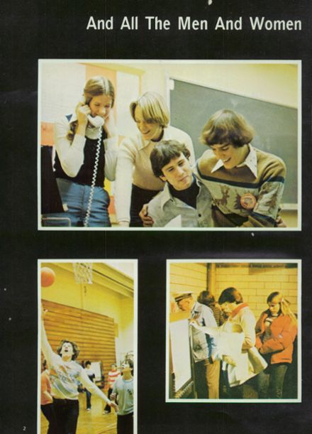 1978 Ripon High School Yearbook Page 6