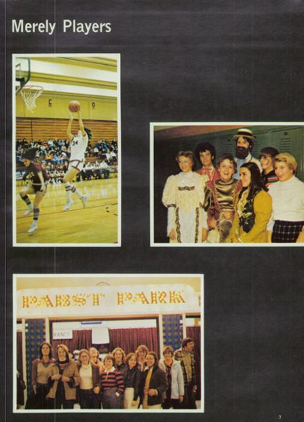1978 Ripon High School Yearbook Page 9