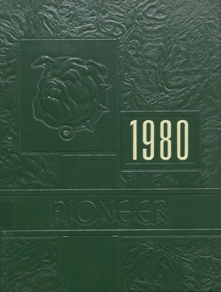 1980 Bentley High School Yearbook Cover