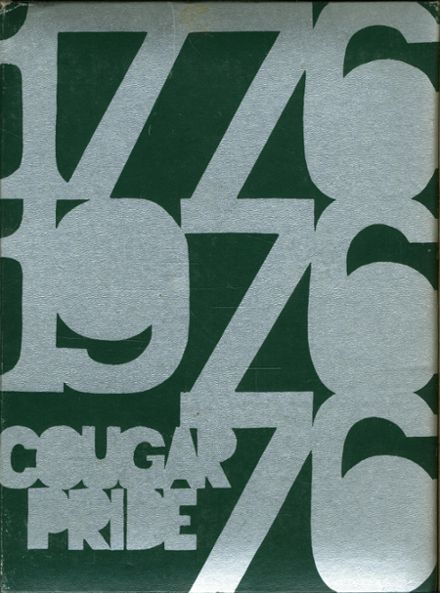 1976 Niwot High School Yearbook Cover