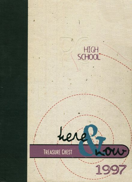 1997 Putnam City High School Yearbook Cover