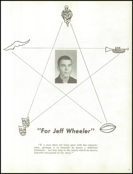 1965 Clawson High School Yearbook Page 7