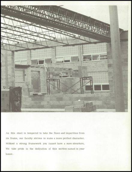 1965 Clawson High School Yearbook Page 9
