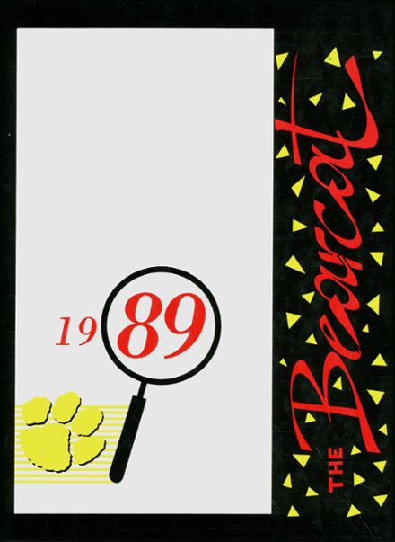1989 Rock Hill High School Yearbook Cover