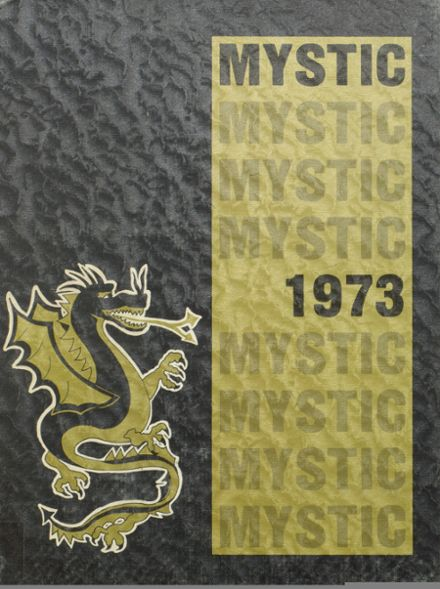 1973 Cameron High School Yearbook Cover