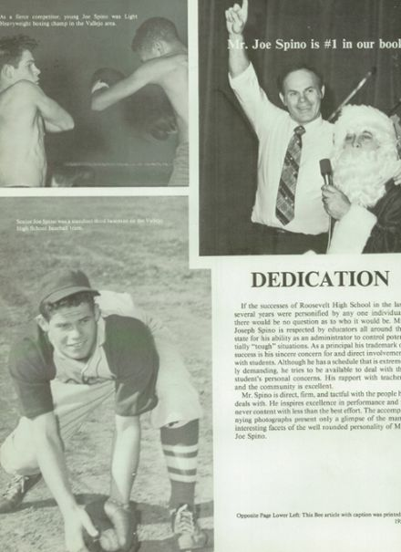 1984 Roosevelt High School Yearbook Page 8