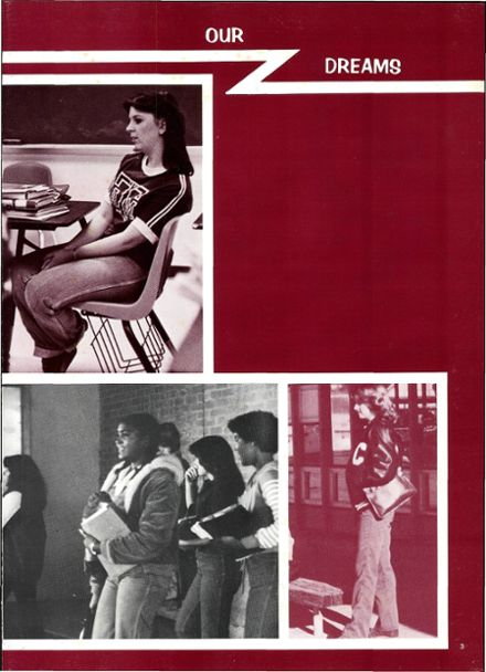 1981 Columbia High School Yearbook Page 7