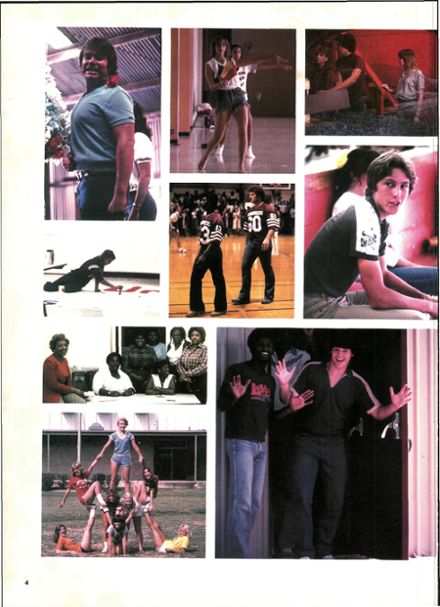 1981 Columbia High School Yearbook Page 8