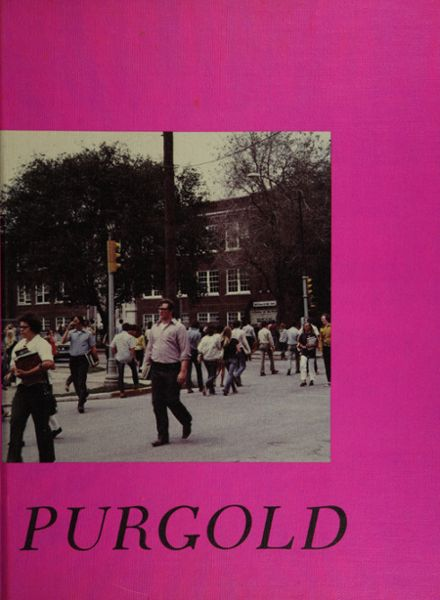 1972 North Kansas City High School Yearbook Cover