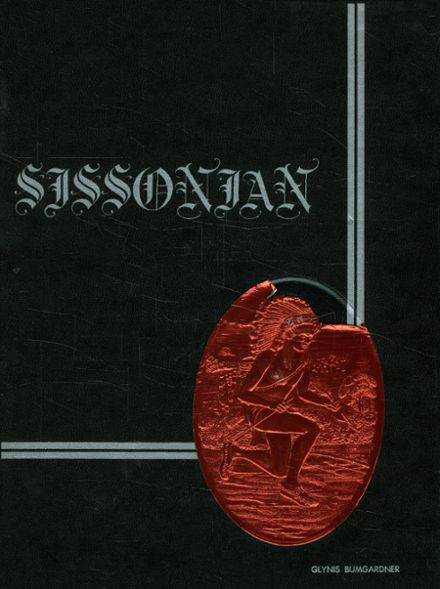 1981 Sissonville High School Yearbook Cover