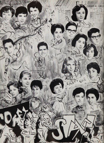 1960 New Utrecht High School Yearbook Page 8