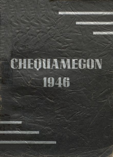 1946 Rib Lake High School Yearbook Page 1