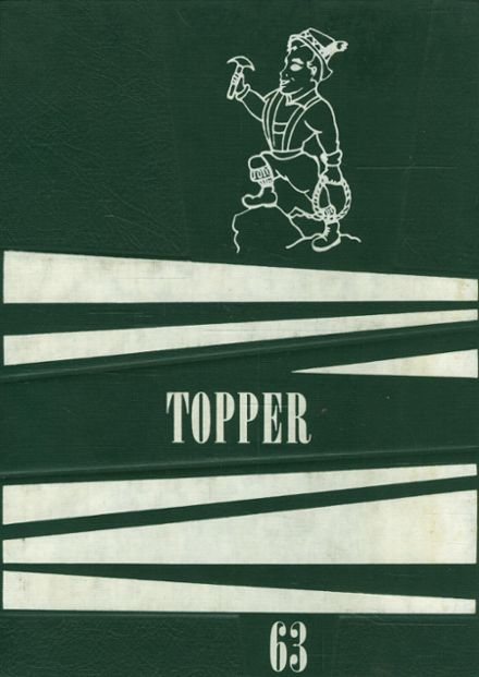 1963 Hillwood High School Yearbook Cover