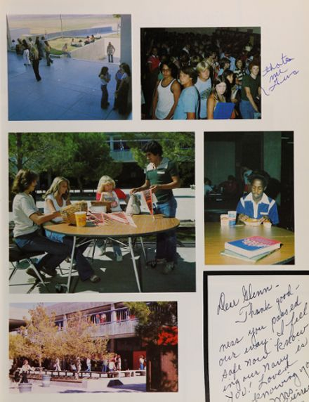 1979 Chaparral High School Yearbook Page 9
